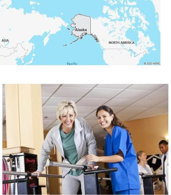Physical Therapy Schools in Alaska