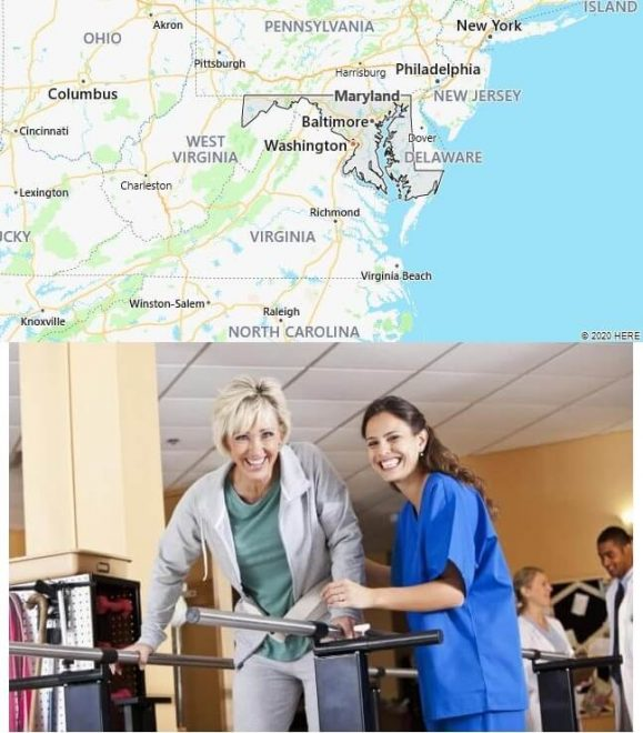 Physical Therapy Schools in Maryland