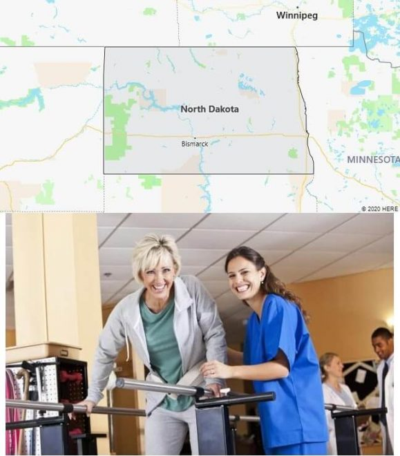 Physical Therapy Schools in North Dakota