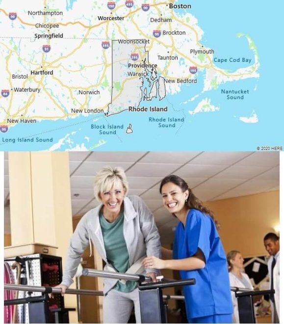 Physical Therapy Schools in Rhode Island