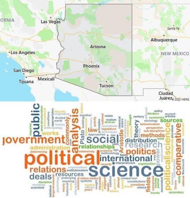 Political Science Schools in Arizona