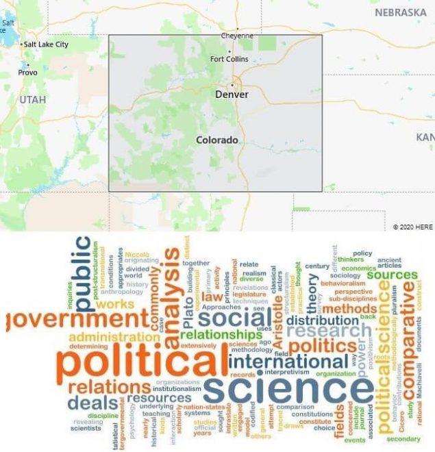 Political Science Schools in Colorado