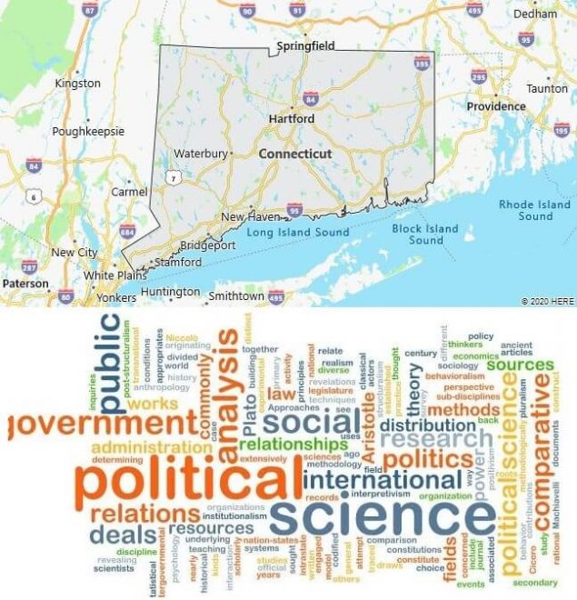 Political Science Schools in Connecticut
