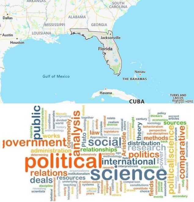 Political Science Schools in Florida