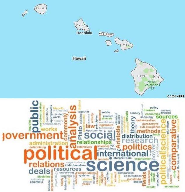 Political Science Schools in Hawaii