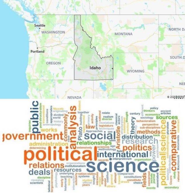 Political Science Schools in Idaho