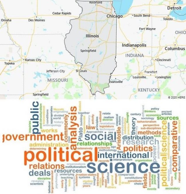 Political Science Schools in Illinois