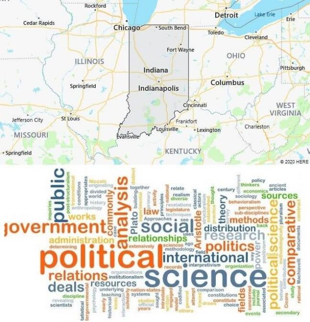 Political Science Schools in Indiana