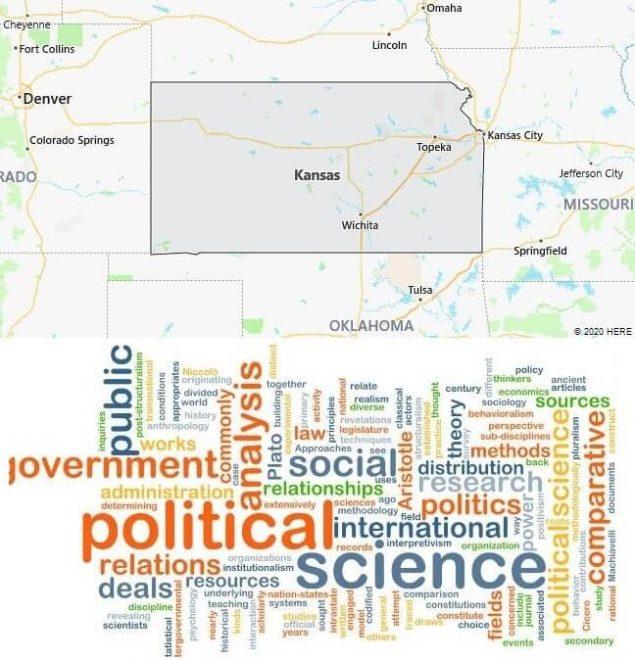 Political Science Schools in Kansas