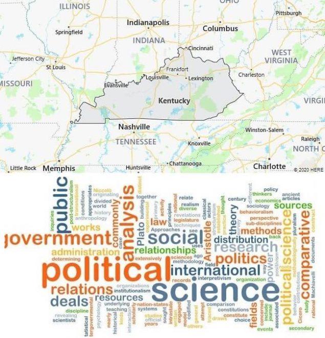 Political Science Schools in Kentucky