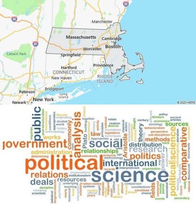 Political Science Schools in Massachusetts