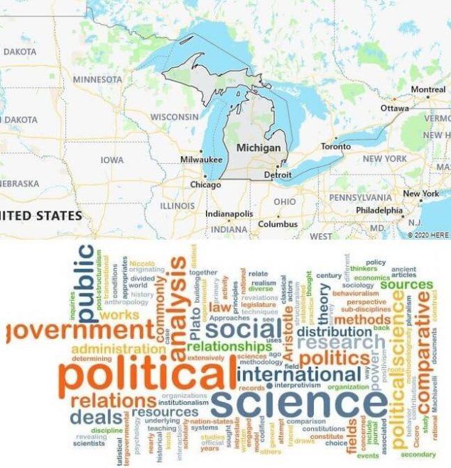 Political Science Schools in Michigan