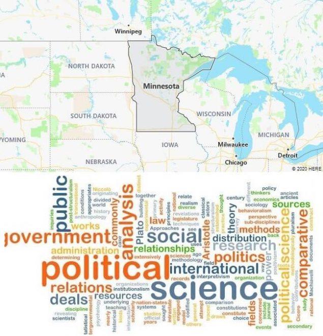 Political Science Schools in Minnesota