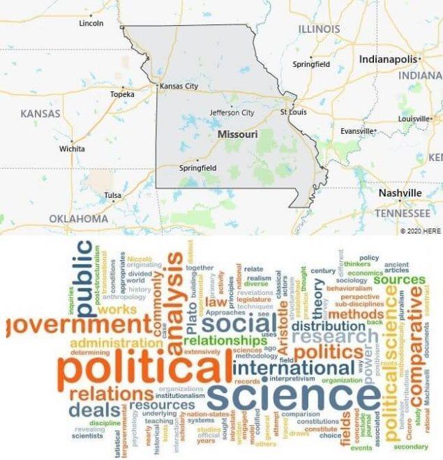 Political Science Schools in Missouri
