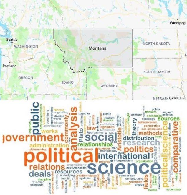 Political Science Schools in Montana