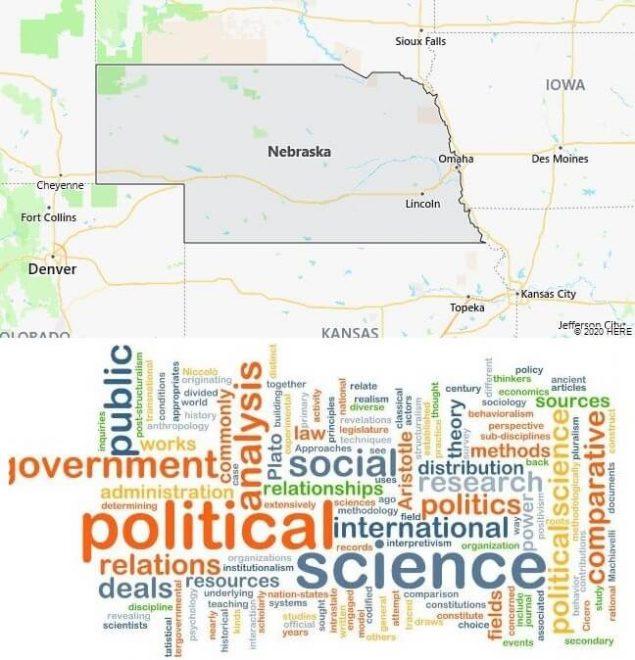 Political Science Schools in Nebraska