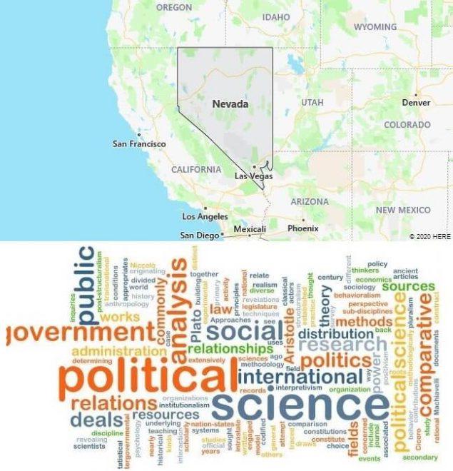 Political Science Schools in Nevada