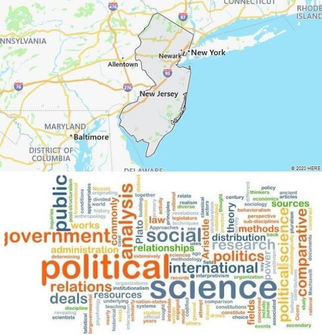 Political Science Schools in New Jersey