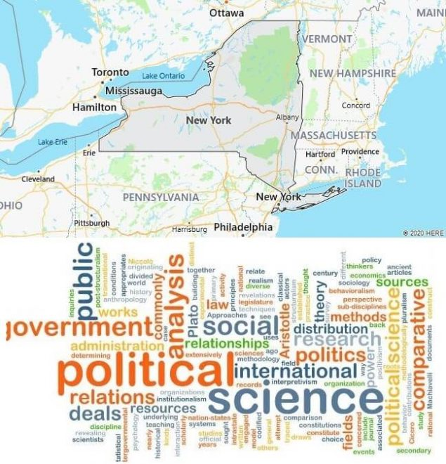 Political Science Schools in New York