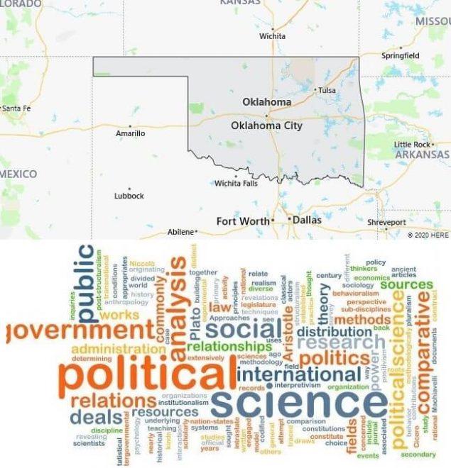 Political Science Schools in Oklahoma
