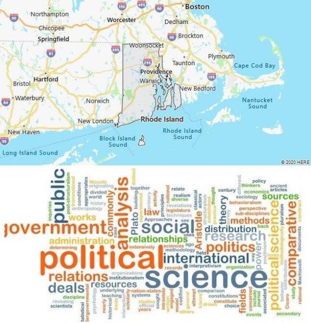 Political Science Schools in Rhode Island