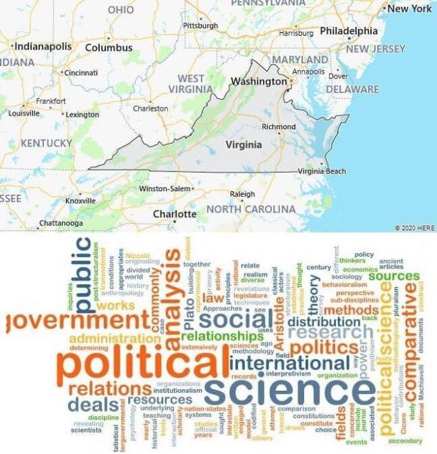Political Science Schools in Virginia