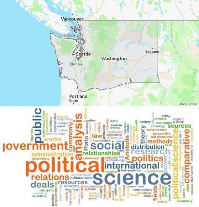 Political Science Schools in Washington
