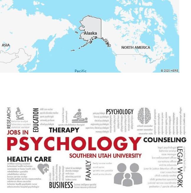 Psychology Schools in Alaska