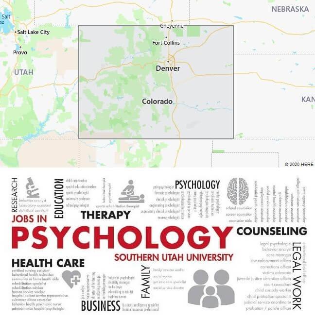 Psychology Schools in Colorado