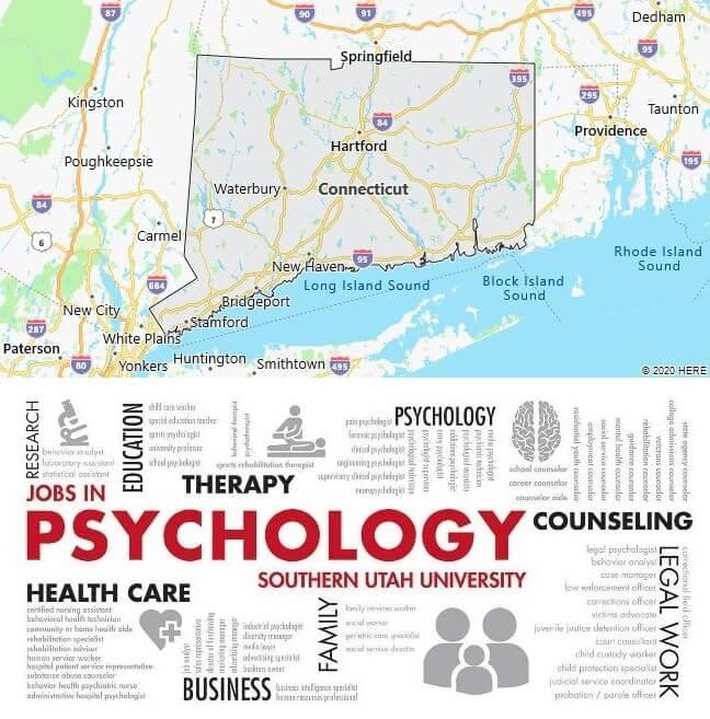 Psychology Schools in Connecticut