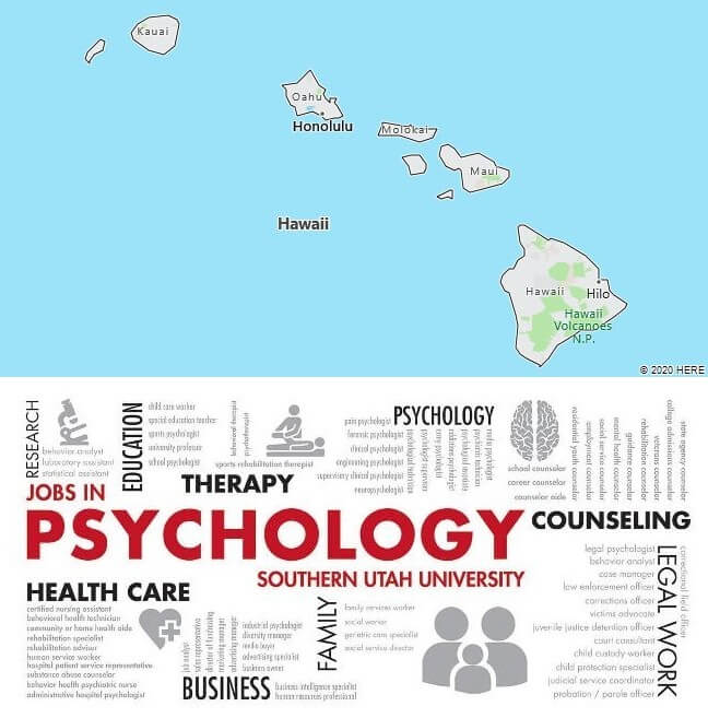 Psychology Schools in Hawaii