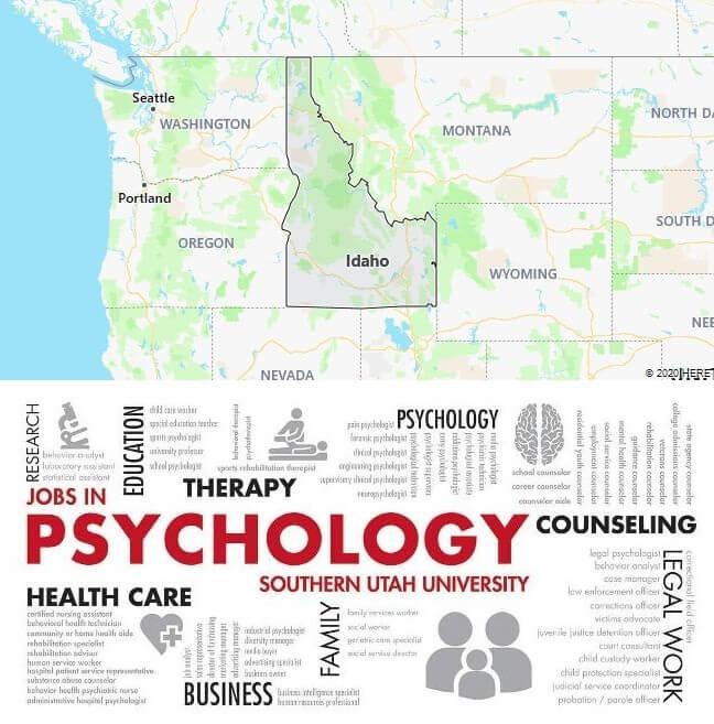 Psychology Schools in Idaho