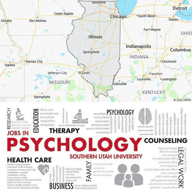 Psychology Schools in Illinois