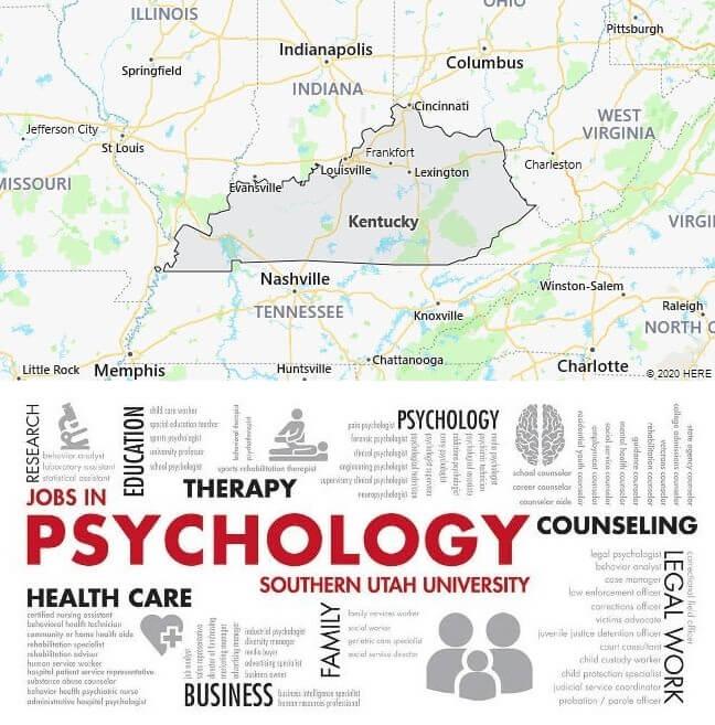 Psychology Schools in Kentucky