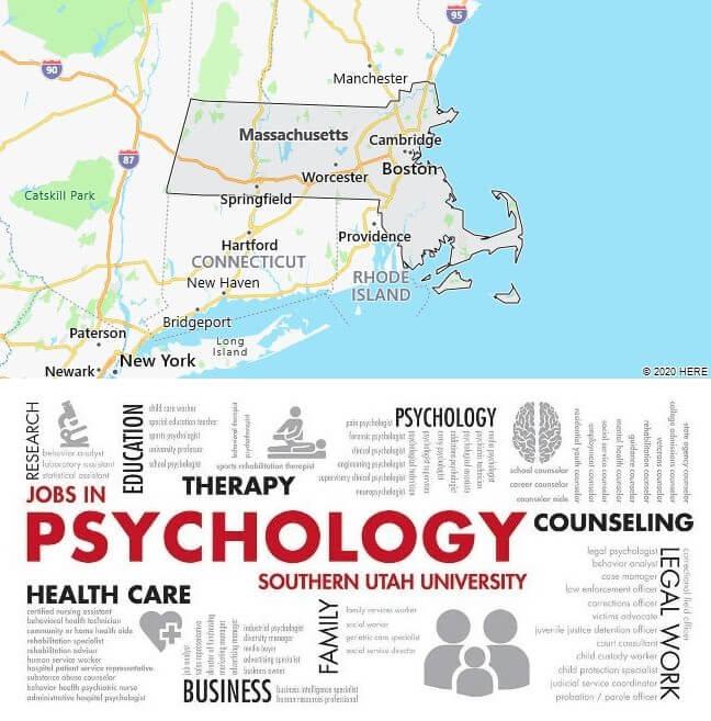 Psychology Schools in Massachusetts