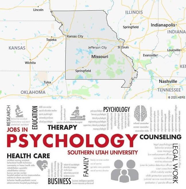Psychology Schools in Missouri