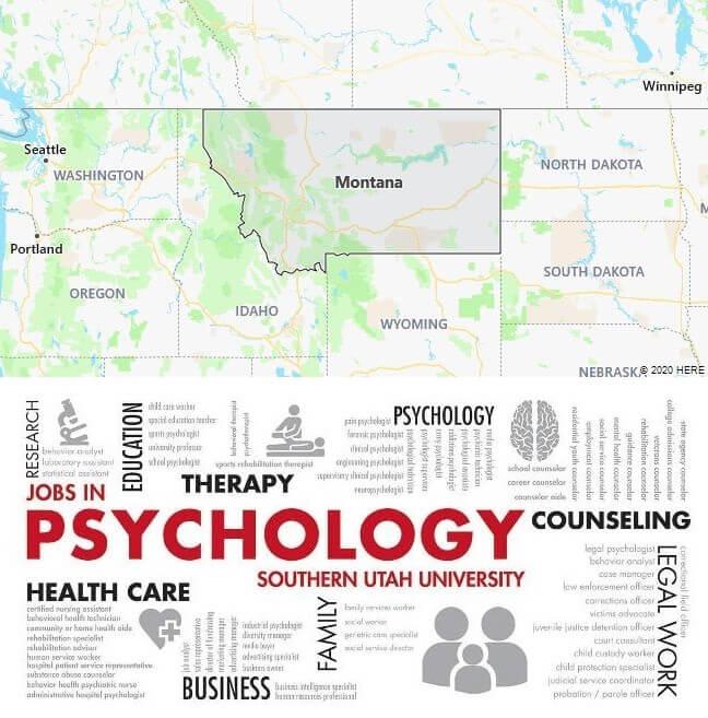 Psychology Schools in Montana