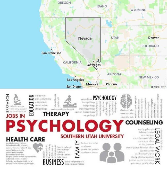 Psychology Schools in Nevada
