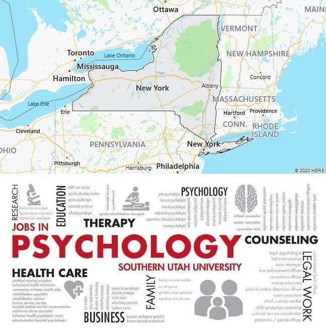 Psychology Schools in New York