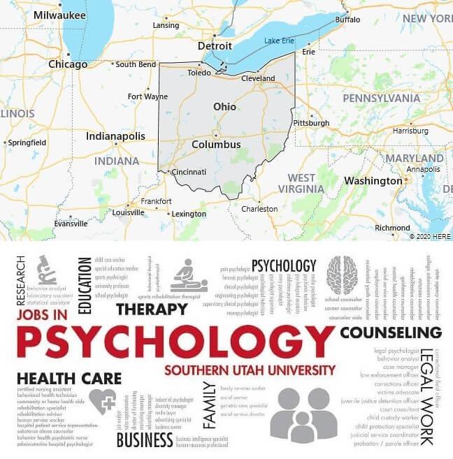 Psychology Schools in Ohio