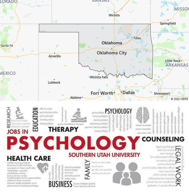 Psychology Schools in Oklahoma