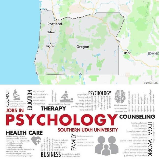 Psychology Schools in Oregon