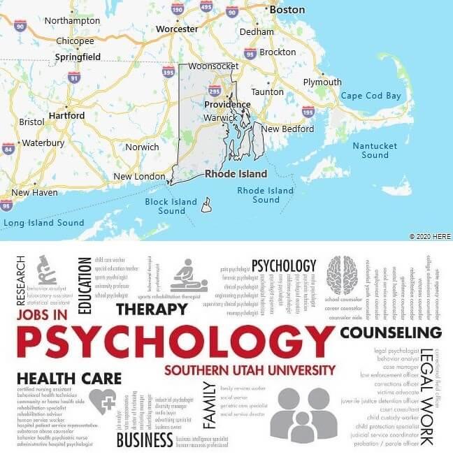Psychology Schools in Rhode Island