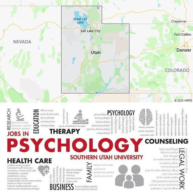 Psychology Schools in Utah