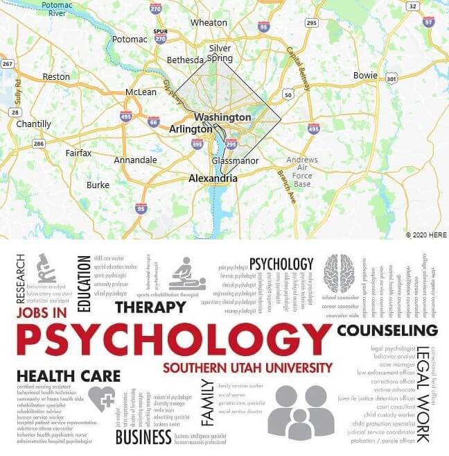Psychology Schools in Washington DC