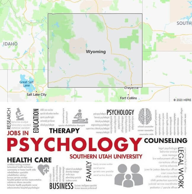 Psychology Schools in Wyoming