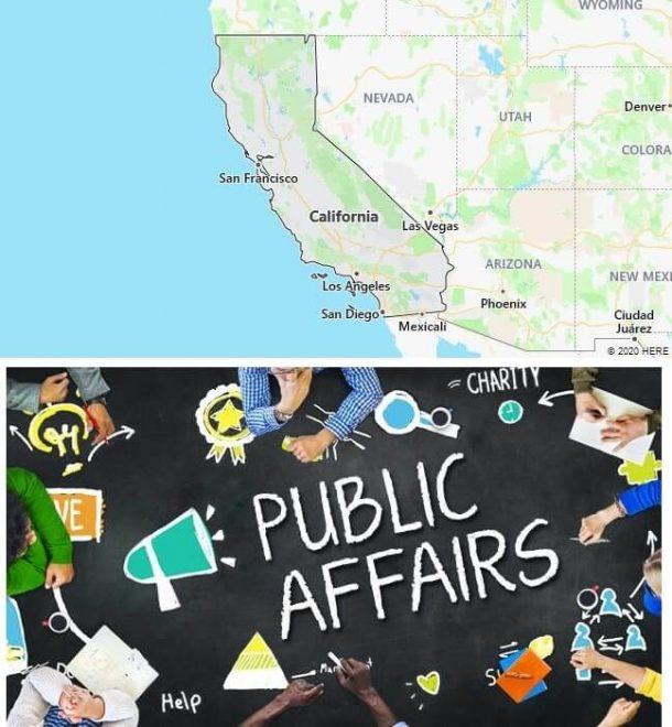 Public Affairs Schools in California