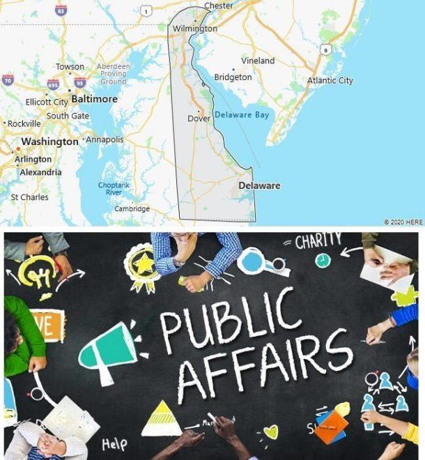 Public Affairs Schools in Delaware