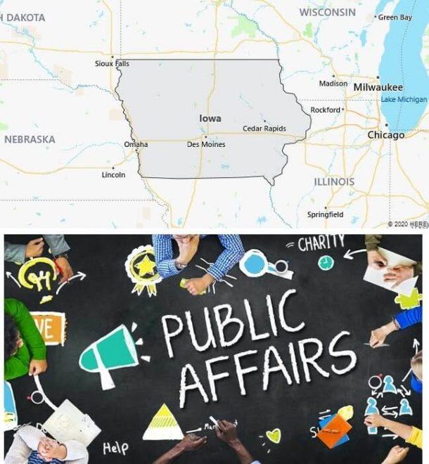 Public Affairs Schools in Iowa