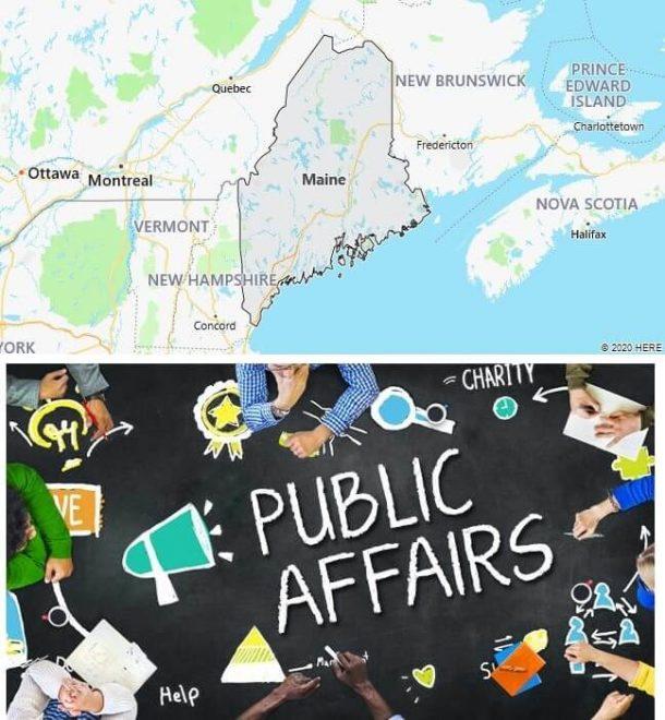 Public Affairs Schools in Maine
